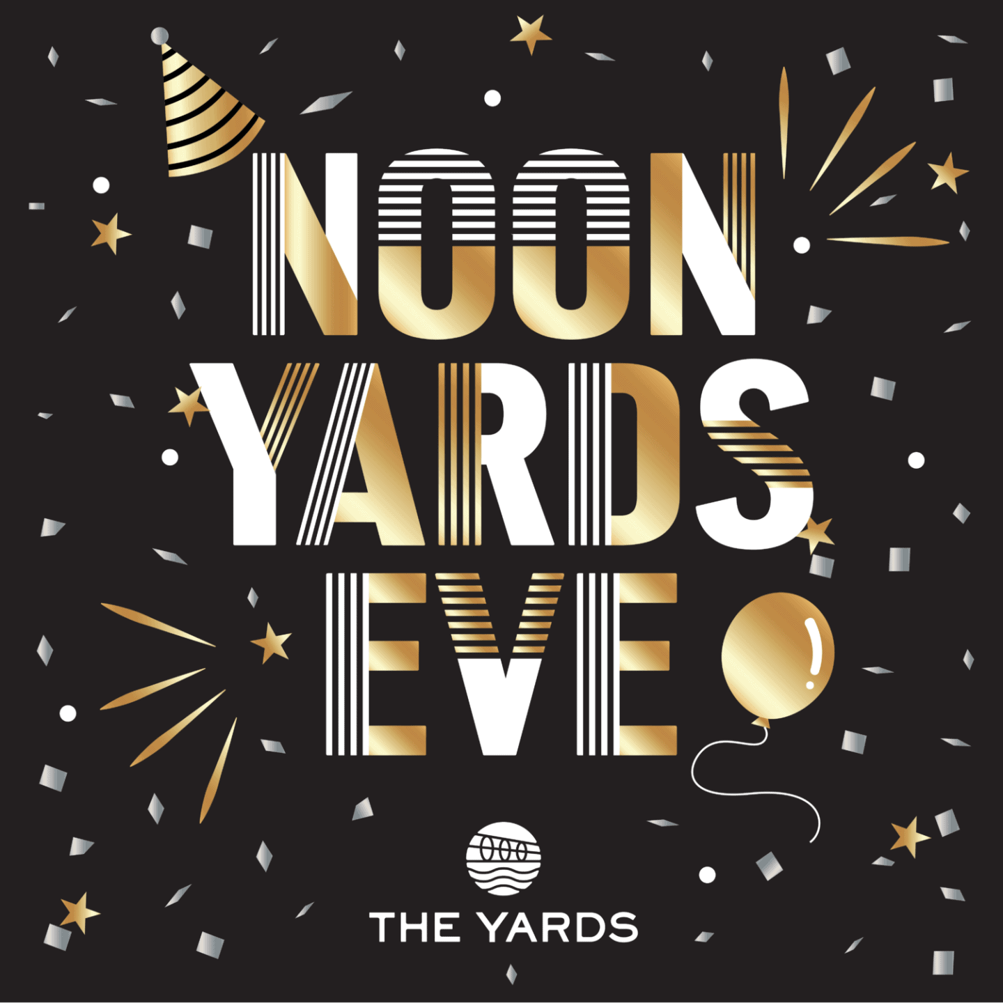Things to Do with Kids on new years day Noon Yards Eve
