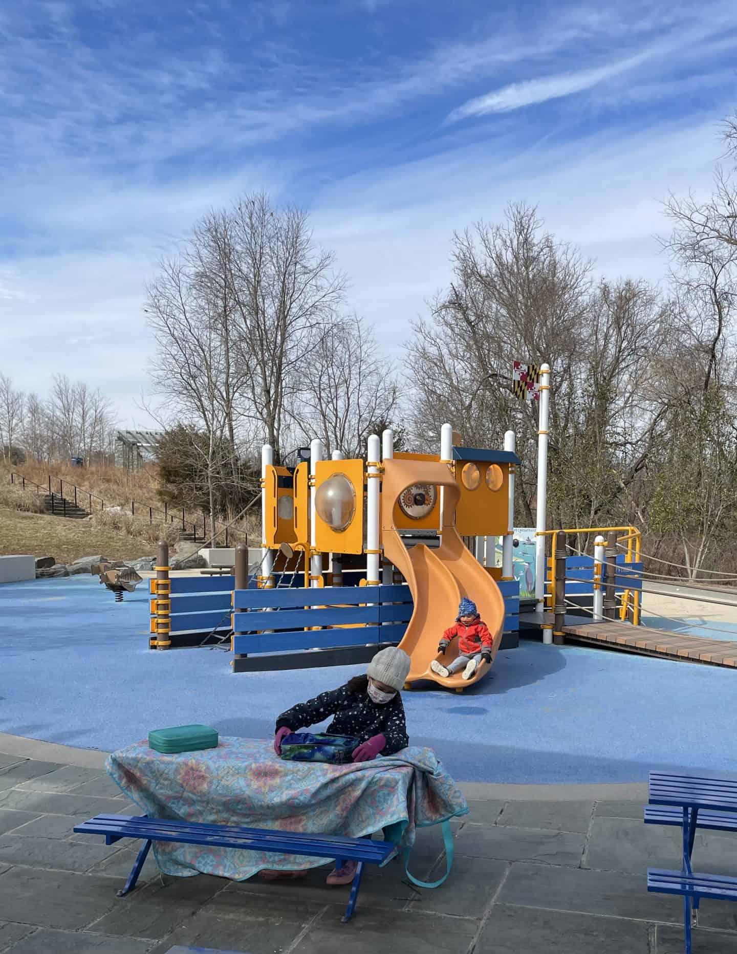 Best Playgrounds in Maryland Greenbriar