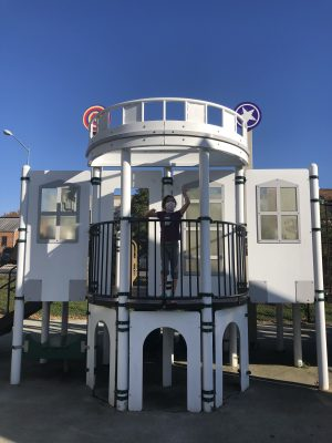 Rosedale best playgrounds DC