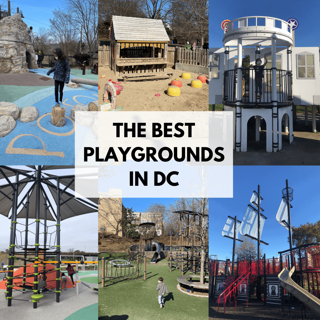 Best Playgrounds in DC