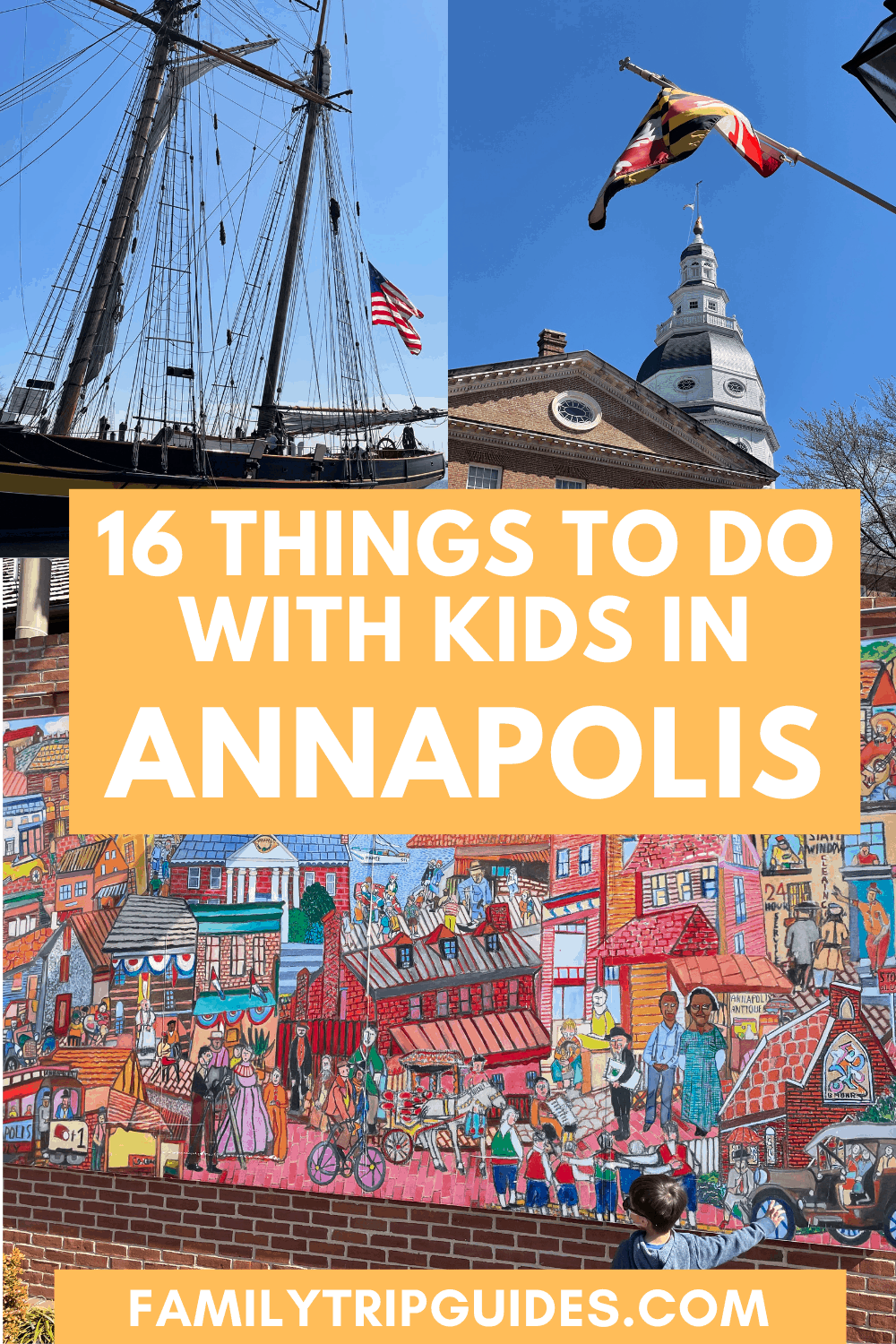 annapolis with kids road trip from dc