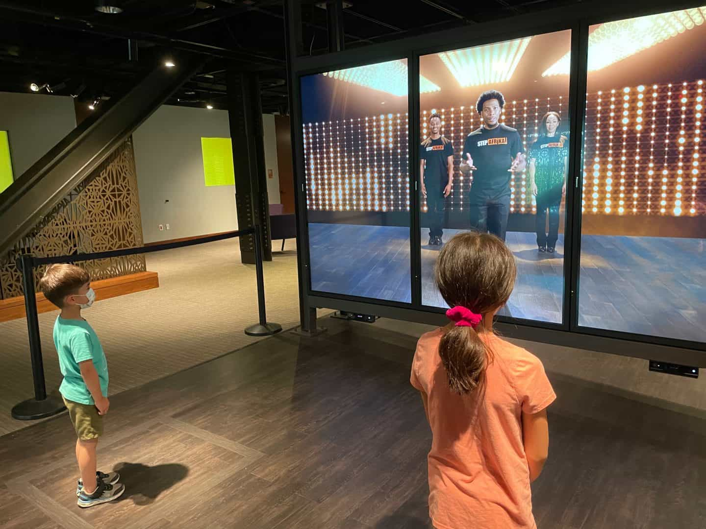 National African American Museum Tips with Kids Step Africa