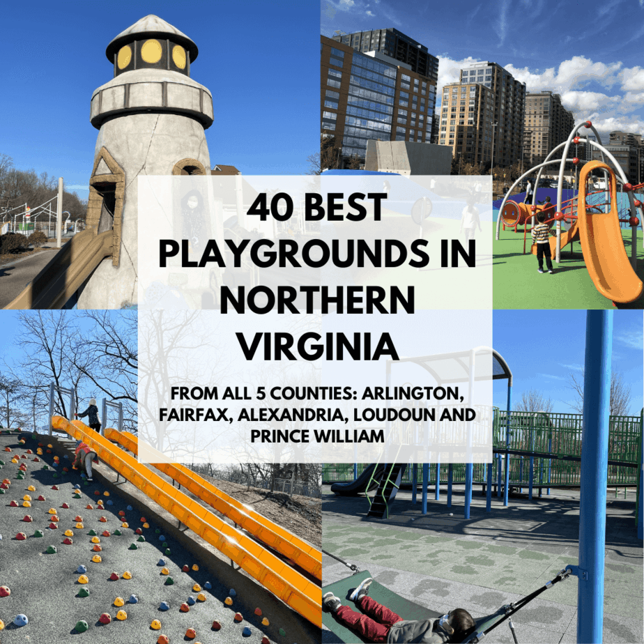 best playgrounds in northern virginia