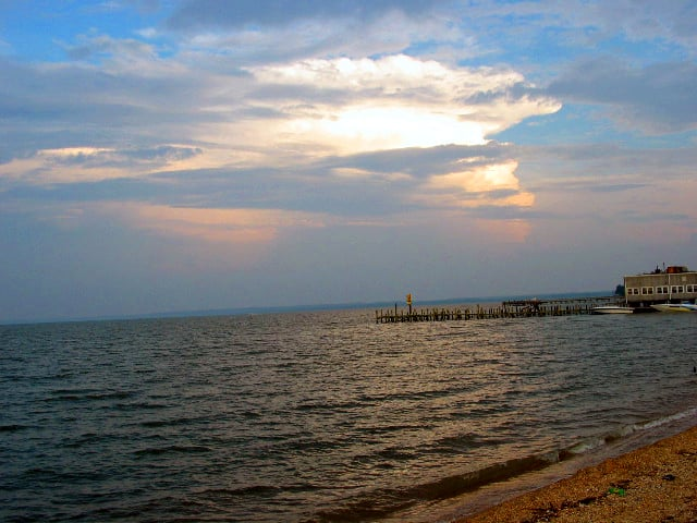 Colonial Beach road trips from dc