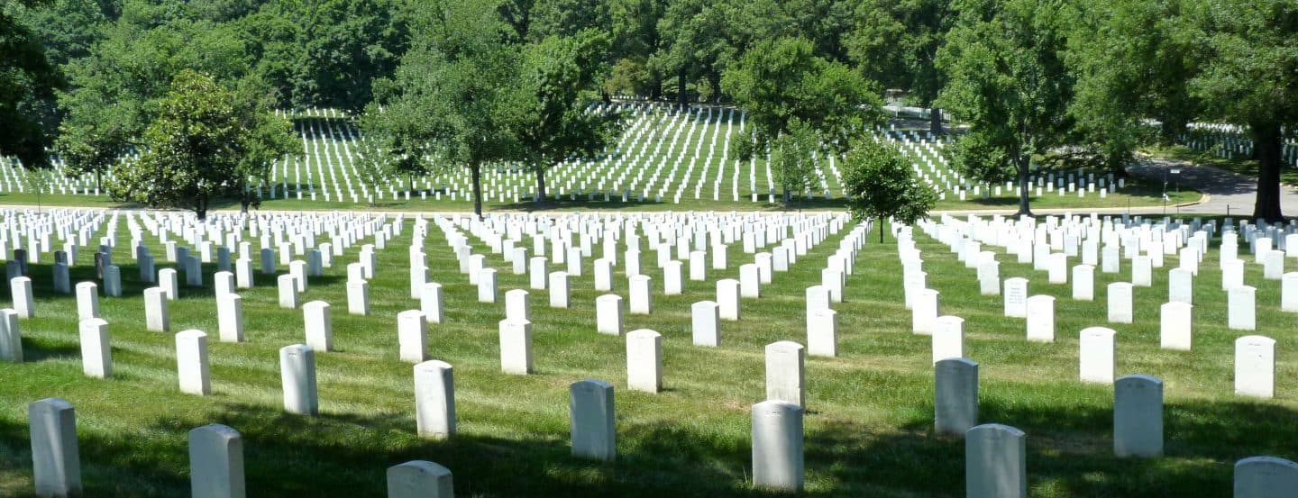 Arlington Cemetery Day trip from DC