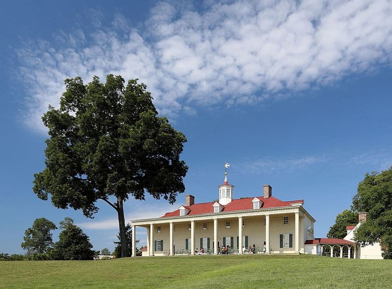Mount Vernon Road Trips from DC