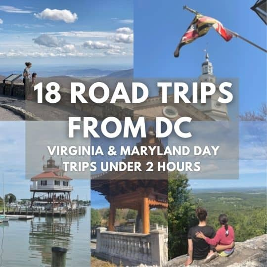 Road Trips from DC